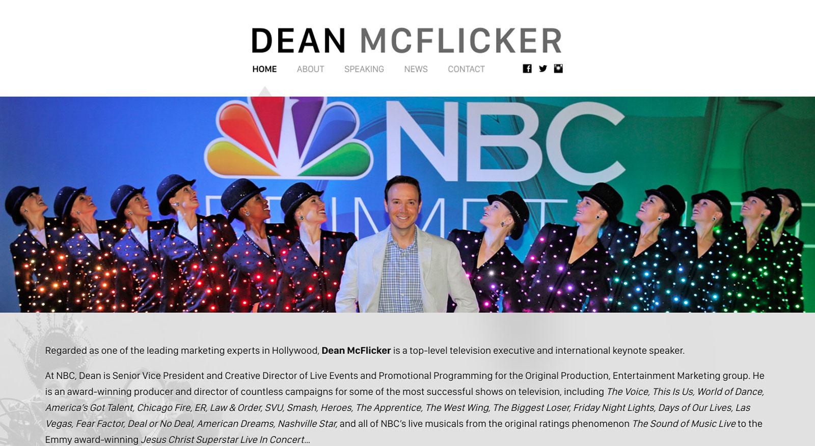 Dean McFlicker