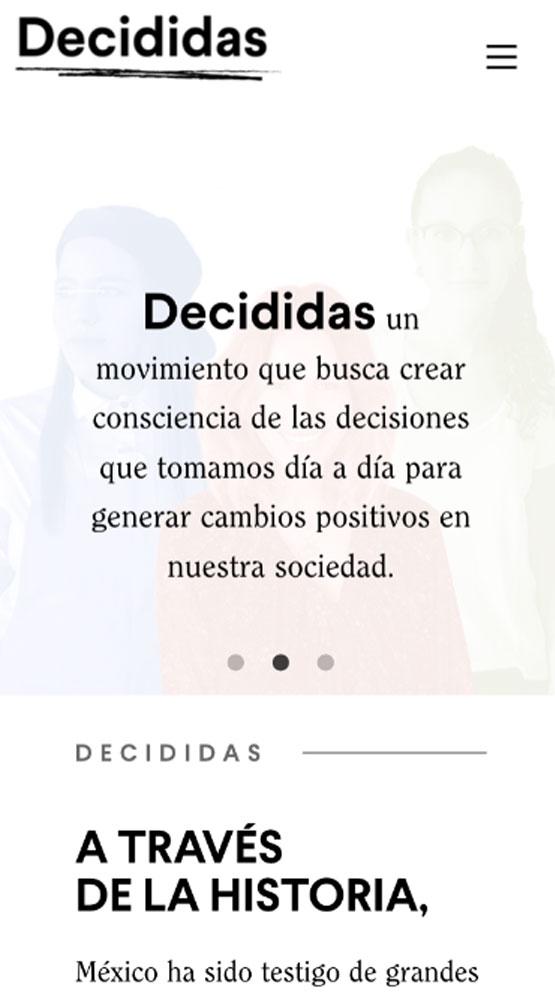 Decididas